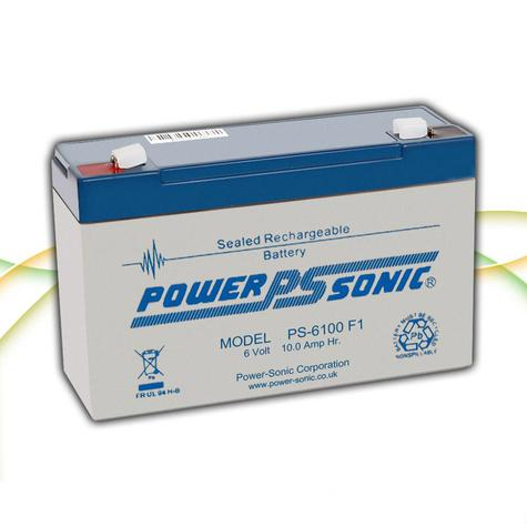 Power sonic batteries