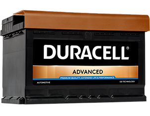 Duracell Automotive Batteries
