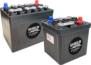 Classic Car Batteries