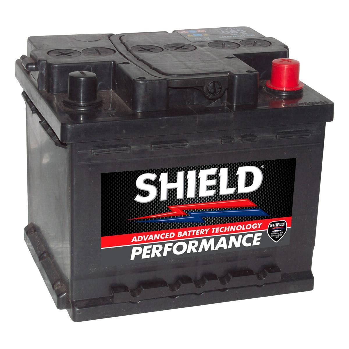 Shield 063 Performance Automotive Amp Commercial Battery