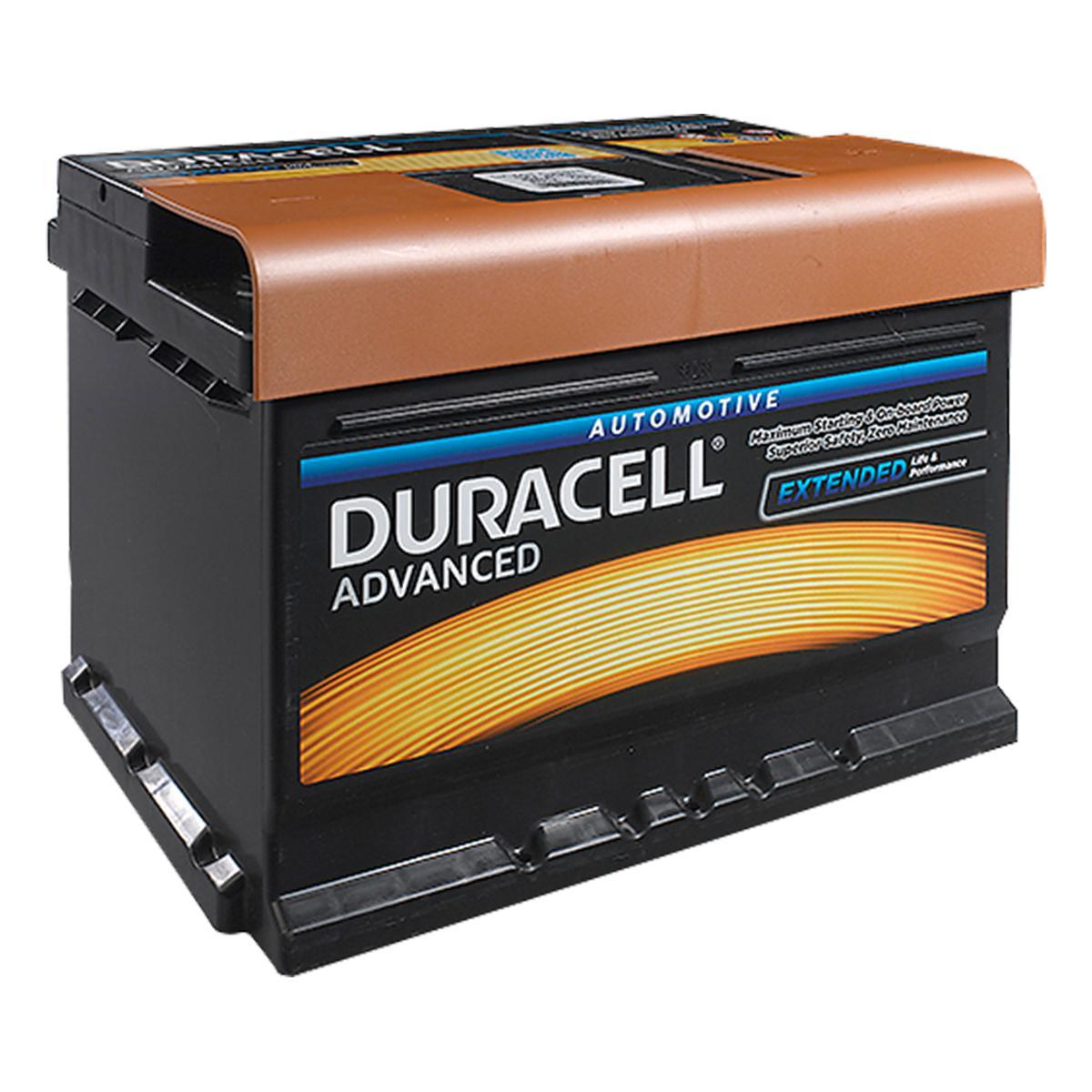 Duracell Car Battery Review >> Duracell 075 Da60t Advanced Car Battery