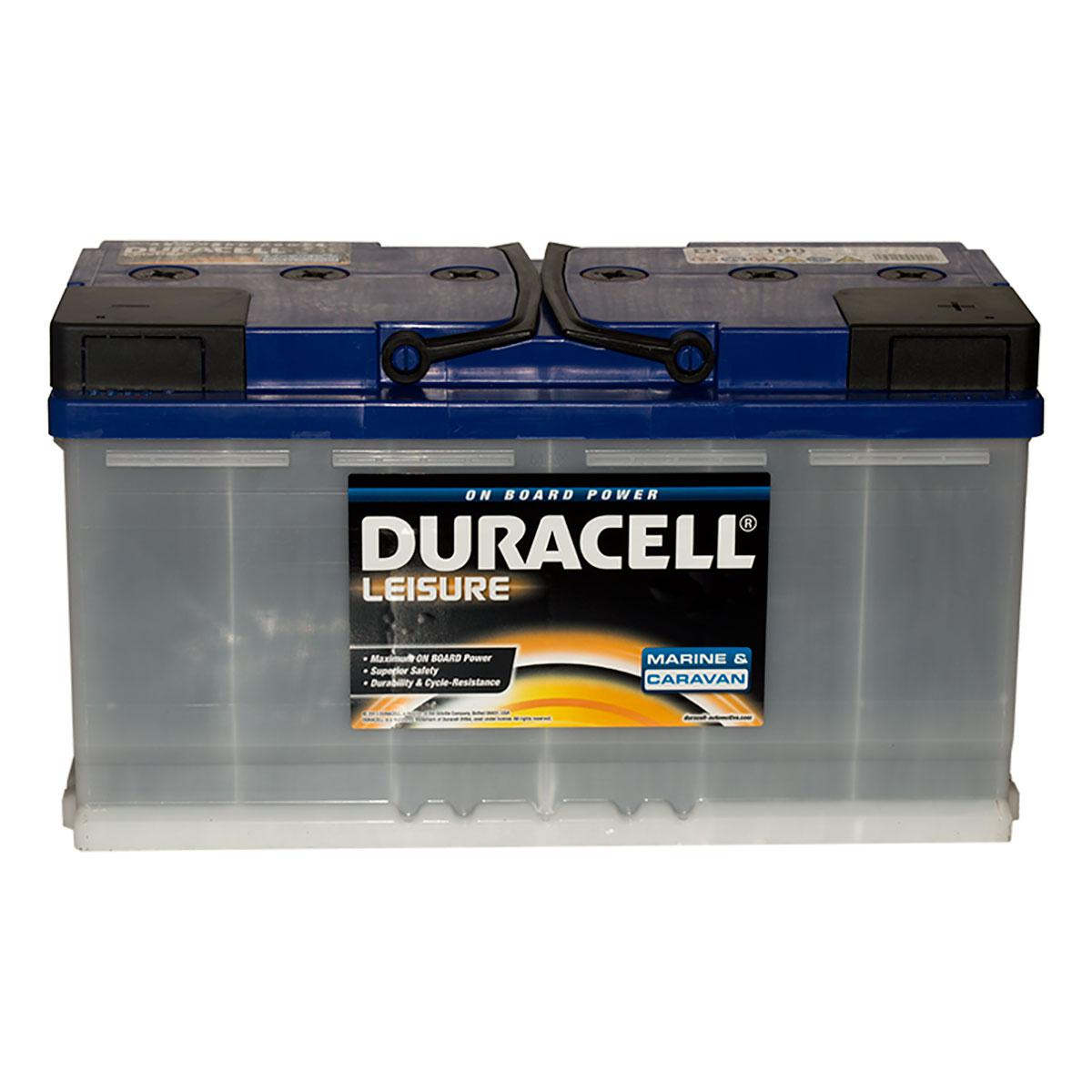 Duracell DL100 Leisure Battery