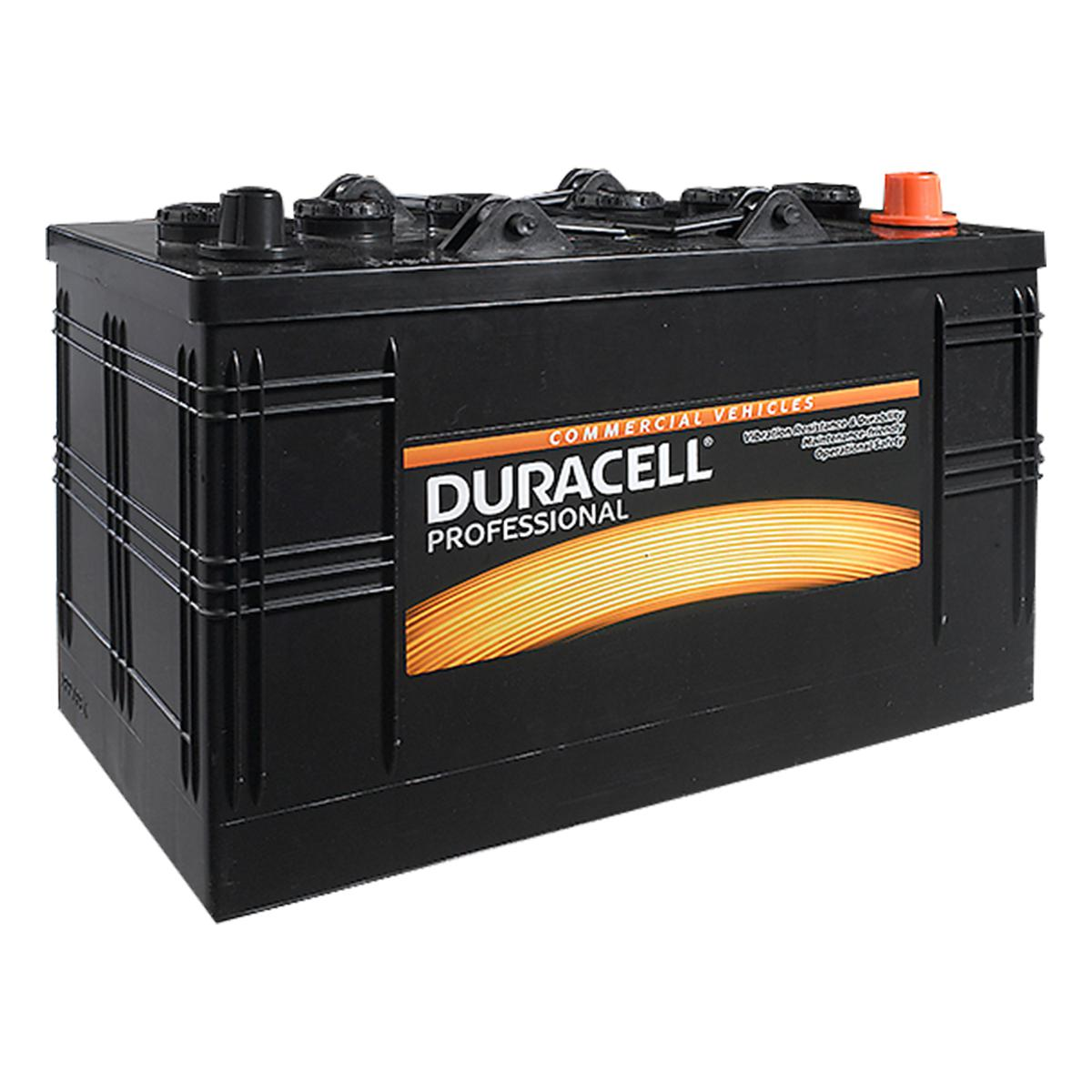 Duracell 663 / DP110 Professional Commercial Vehicle