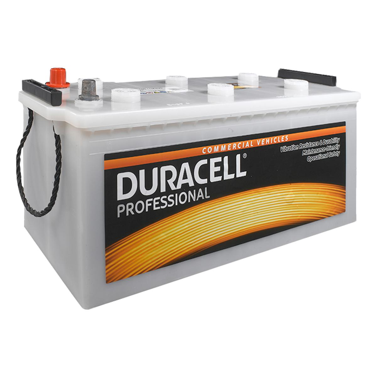 Duracell 637 / DP140 Professional Commercial Vehicle