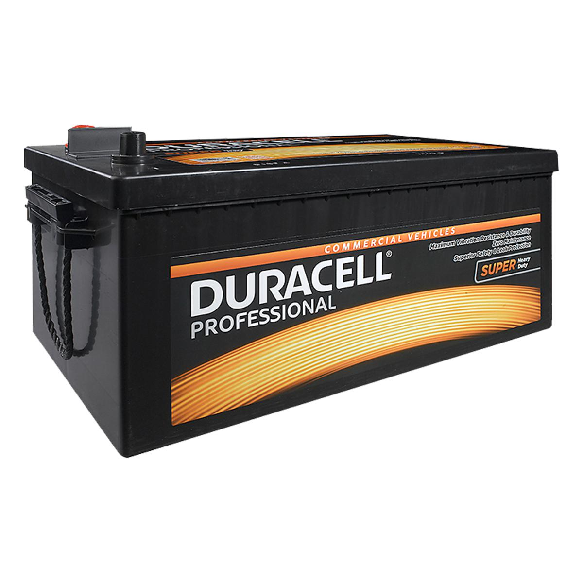 Duracell 632SHD / DP225SHD Professional Commercial Vehicle