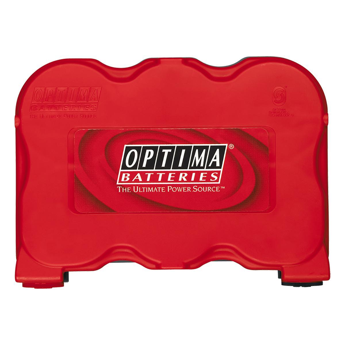BATTERIE OPTIMA REDTOP RTF4.2 OPTIMA
