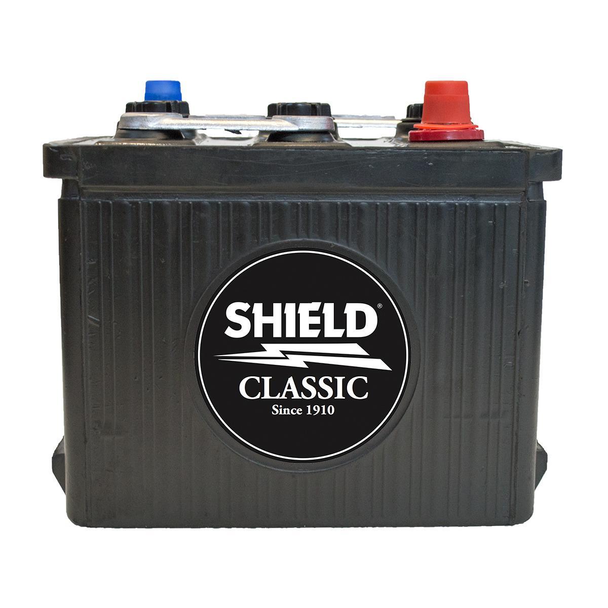 shield 404 6v classic car battery. Black Bedroom Furniture Sets. Home Design Ideas
