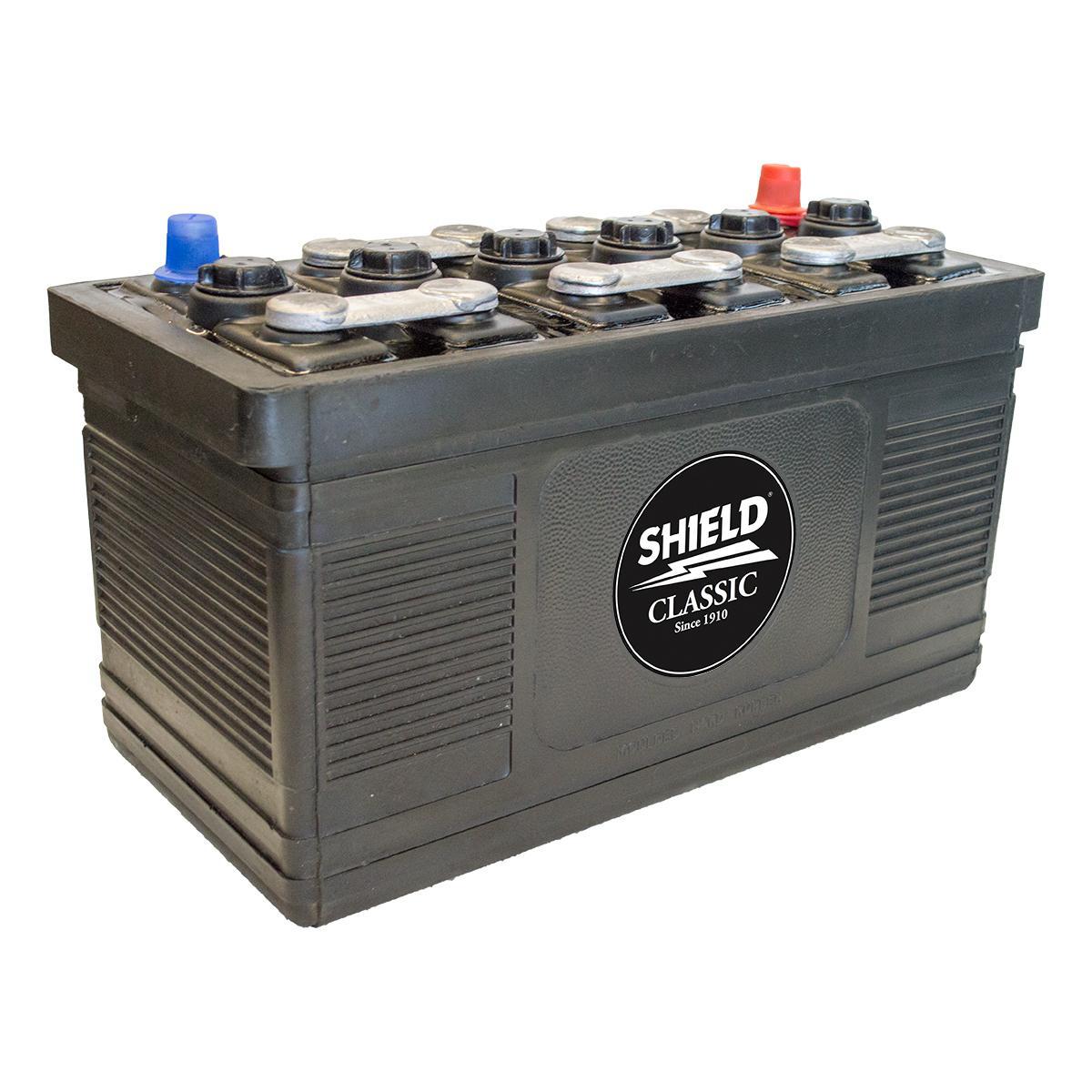 shield 602 12v classic car battery. Black Bedroom Furniture Sets. Home Design Ideas