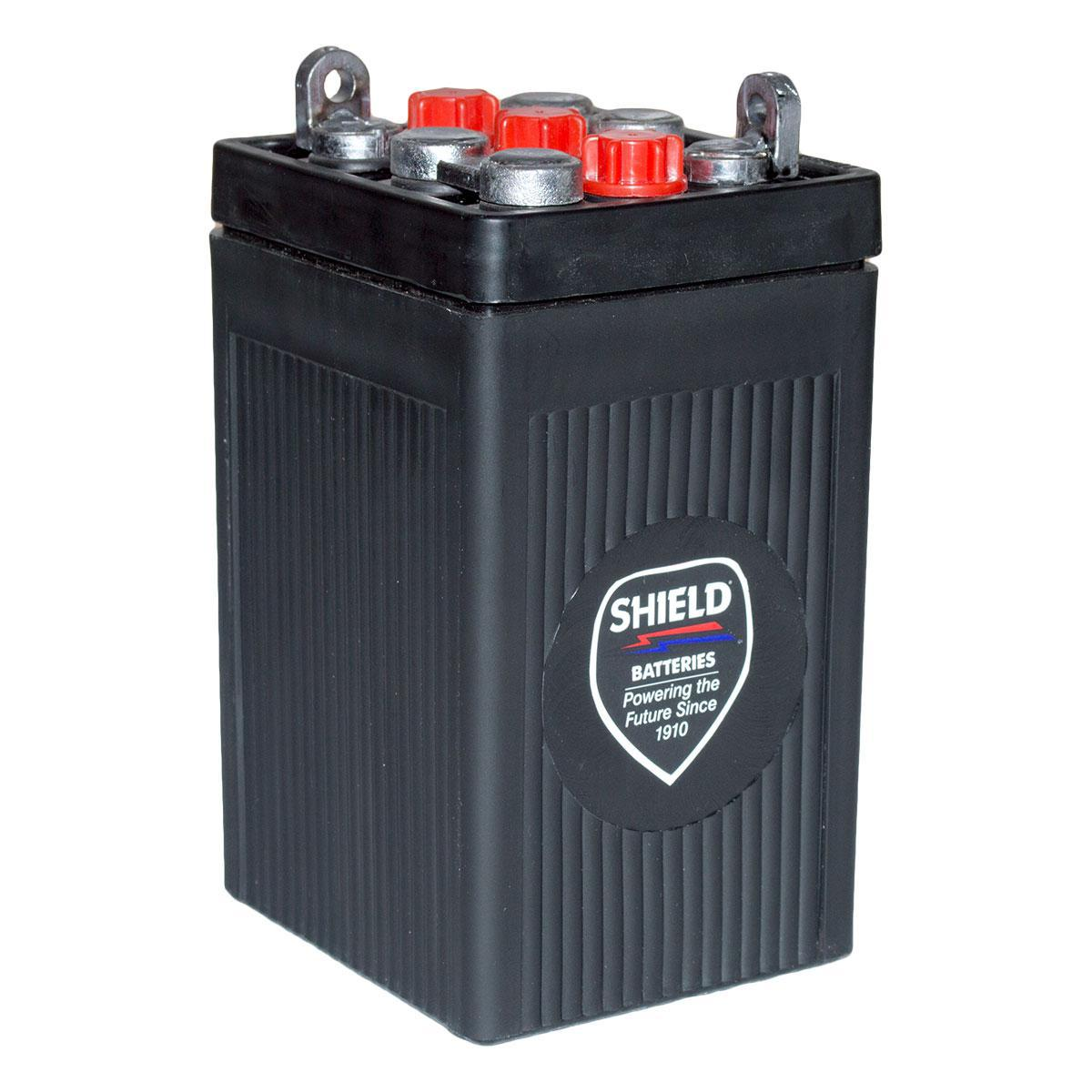 B49 6 Classic 6v 8ah Shield Motorbike Motorcycle Battery