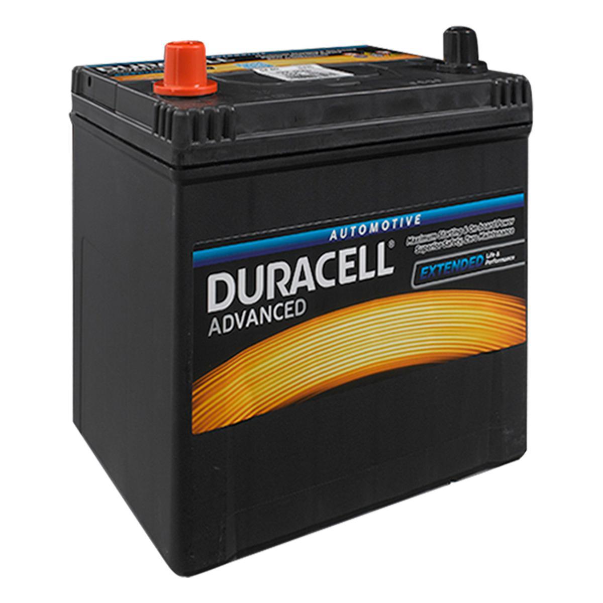 Duracell 043 / DA45L Advanced Car Battery