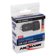 Ansmann Dual USB Car Charger 3.1A