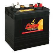 Crown CR-260 6v 260Ah Deep Cycle Battery