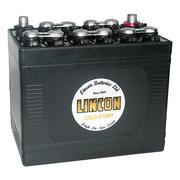 291 Hard Rubber Car Battery 12v
