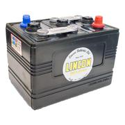 511/21-V8P Hard Rubber Car Battery 6v