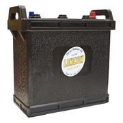 712 Hard Rubber Car Battery 6v