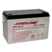 Sterling HP110-12 12v 110Ah SLA/VRLA Battery