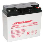 Sterling HP20-12 12v 20Ah SLA/VRLA Battery