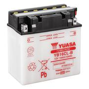 Yuasa YB16CL-B 12v Motorbike & Motorcycle Battery