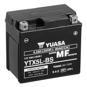 Yuasa YTX5L-BS 12v VRLA Motorbike & Motorcycle Battery