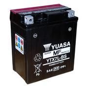 Yuasa YTX7L-BS 12v VRLA Motorbike & Motorcycle Battery