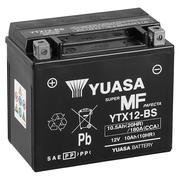 Yuasa YTX12-BS 12v VRLA Motorbike & Motorcycle Battery