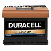 Duracell 075 / DA60T Advanced Car Battery