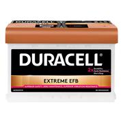 Duracell 096 / DE70 EFB Extreme Car Battery