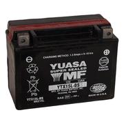 Yuasa YTX15L-BS 12v VRLA Motorbike & Motorcycle Battery